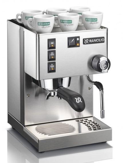 Pusiau automatinis kavos aparatas Rancilio Silvia