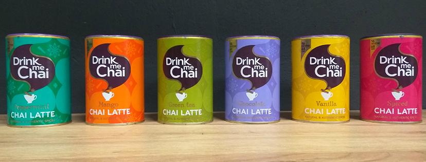 Apie Drink Me CHAI LATTE