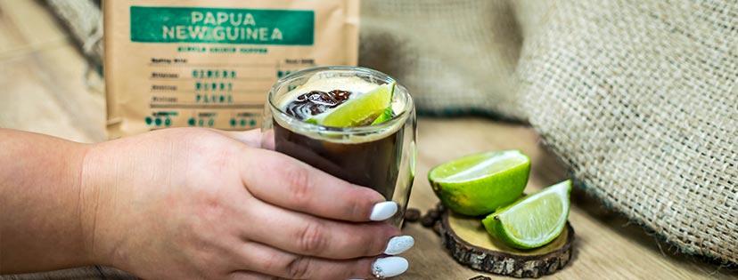 Noriu kitokios kavos – kava su laimu