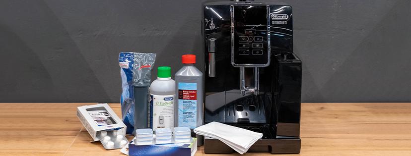 Kavos aparatų priežiūros pagrindai